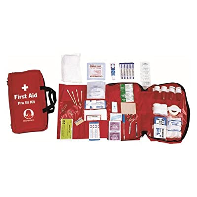 Tactical First Aid Kit: Stansport Pro III First Aid Kit - 82 Pieces from Stansport