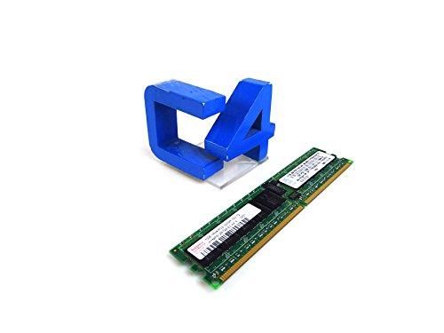 1GB DDR2 PC2-3200 400MHz CL3 ECC Registered 240pin IBM 39M5808 38L5915 73P2866 39M580