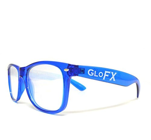 Lunettes femmes GloFX Bleu de pour diffraction FHWT1qa