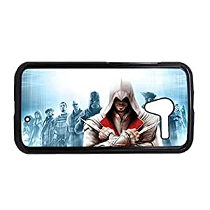 Generic For Moto X 1Gen Printing Assassins Creed Durable Back Phone Case For Teen Girls Choose Design 5