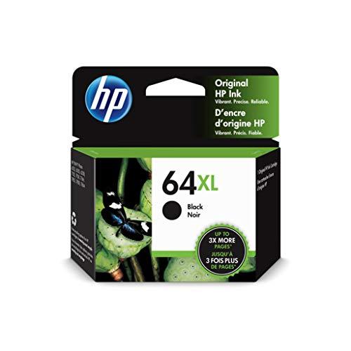 HP 64XL | Cartucho de tinta | Negro | N9J92AN