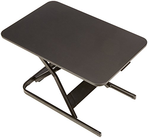 AmazonBasics Height Adjustable Sit Stand Converter