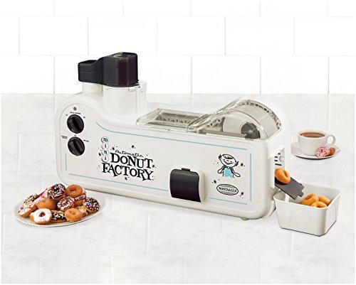 082677134004 - Nostalgia MDF200 Automatic Mini Donut Factory carousel main 1
