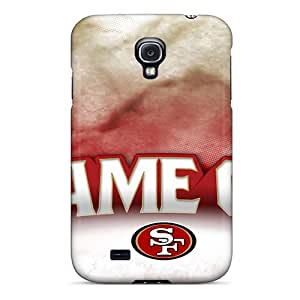 Perfect San Francisco 49ers Case Cover Skin For Galaxy S4 Phone Case
