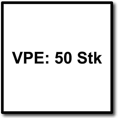 50 pi/èces Mirka Abranet disques P150 grille-GRIP /Ø 125 mm