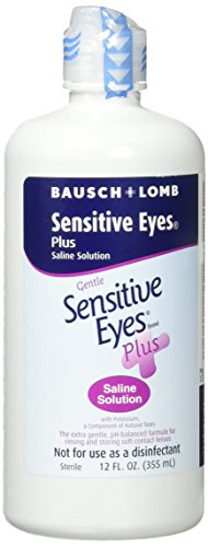 B&L Sens Eyes Plus Twin P Size 24z B&L Sensitive Eyes Plus Twin Pack 24z