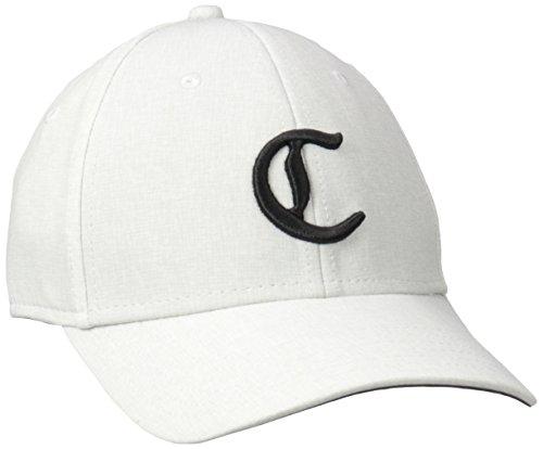 Callaway 2017 Club Collection Hat, White/Black, Small/Medium