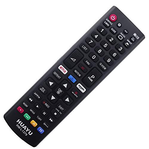 Mando a Distancia de Repuesto Adecuado para LG Smart TV LED 42LN5200 42LM860V.ZB.BEEWLJG con Conexión PreProgramada Uno a Uno: Amazon.es: Electrónica