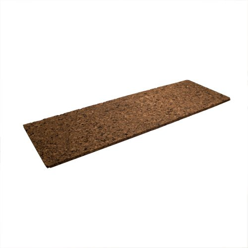 "BROWN CORK SHEET 12"" X 36"" X 1/2"" - 2 PACK"