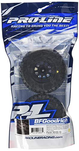 PROLINE 1012313 BF Goodrich Baja T/A Kr2 M2 SC 2.2/3.0 Tires On Black Renegade Wheels for Slash/Slash 4X4 (Proline Racing Tires)