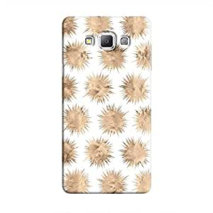 Cover It Up - Sand Star White Galaxy A5 Hard Case