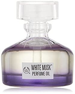 The Body Shop White Musk Perfume Oil - 20ml