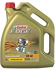 Castrol EDGE 5W-40 motorolie 5L