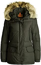Heather Real Fur Womens Jacket