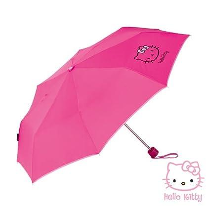 Publilancio SRL paraguas Niña Hello Kitty de 98 cm