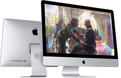 Apple iMac MK442LL/A 21.5'' LED Display Desktop Computer Starters Bundle: Includes Apple Magic Keyboard (MLA22LL/A) & Magic Mouse 2 (MLA02LL/A) and more... by Applecare (Image #2)