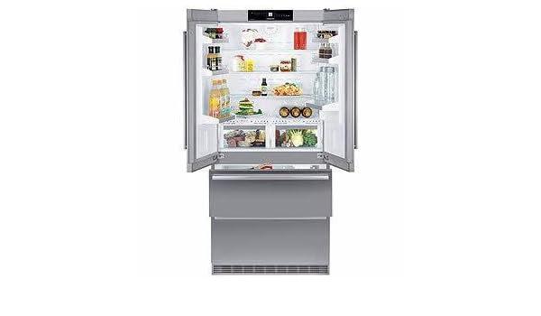 Liebherr CBNes 6256-20 PremiumPlus nevera puerta lado a lado ...