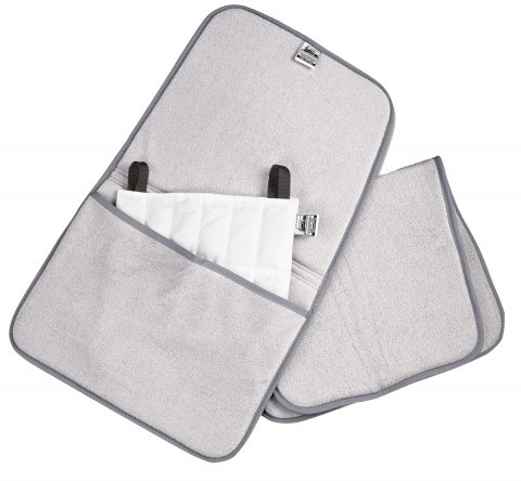 Hydrocollator 00-1108-12 Hot Pack Foam-Filled Terry Standard Cover with Pocket