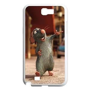 Ratatouille Samsung Galaxy N2 7100 Cell Phone Case White NRI5037838