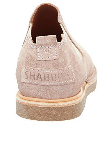 Shabbies Amsterdam Shabbies Chelsea Boot / Halbschuhe, Zapatillas de Estar por Casa para Mujer Rosa