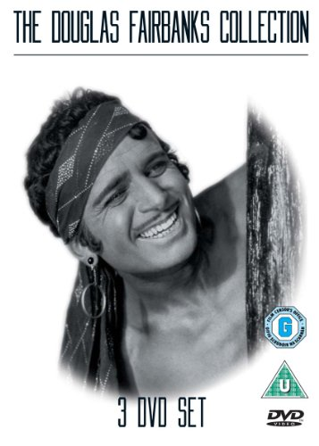 Douglas Fairbanks Collection,The (3DVD)   (UK PAL Region 0) (Imports Fairbanks)