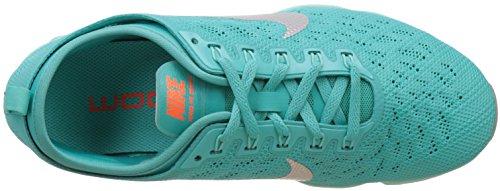 Nike Damen Zoom Fit Agility Low Top Schnürrunning Sneaker Hyper Jade / Ivory-hyper Tropisch