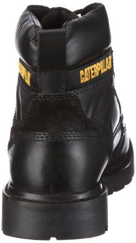Caterpillar TRANSPOSE P713887 Herren Stiefel Schwarz/Black
