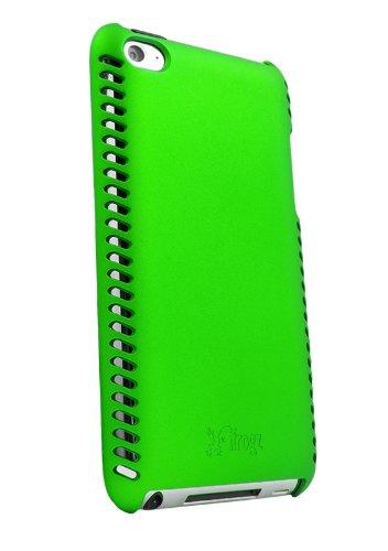 iFrogz IT4LL-GRN iPod Touch 4 Luxe Lean Case