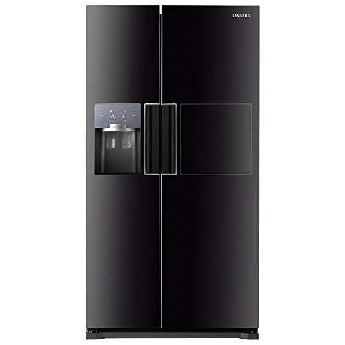 Samsung RS7677FHCBC 543L American Freestanding Fridge Freezer - Black