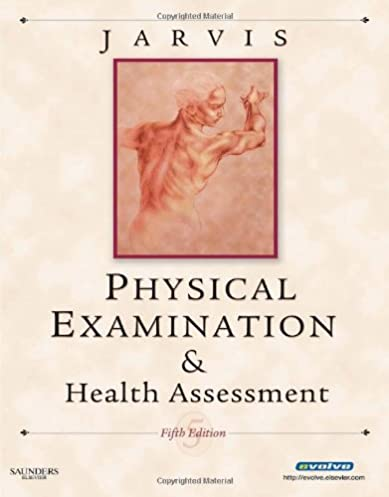 physical examination health assessment jarvis physical rh amazon com Laboratory Manual Icon' Instruction Manual