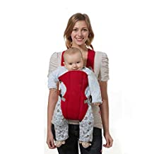UltaBuild(TM) Front Facing Baby Carrier Comfortable Infant Baby Sling Backpack Pouch Wrap Baby Kangaroo 2-30 Months