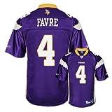 Reebok Minnesota Vikings Brett Favre Premier Jersey