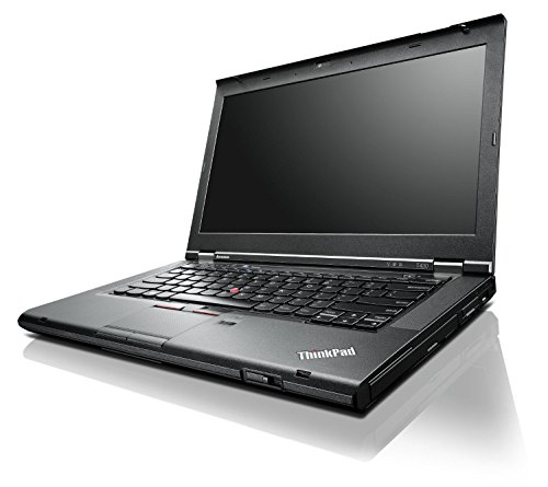 Lenovo Thinkpad T430 Premium Built Business Laptop Computer (Intel Dual Core i5 Up to 3.3 Ghz Processor, 8GB Memory, 320GB HDD, DVD, Windows 10 Professional) (Certified Refurbished)