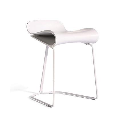 Strange Amazon Com Di Dani Bar Stools Pp Cushion White Modern Bar Andrewgaddart Wooden Chair Designs For Living Room Andrewgaddartcom