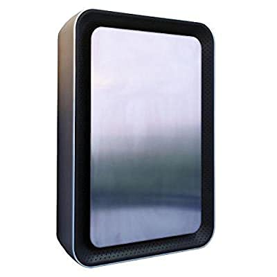 Iq America Designer Series Wired/wireless Door Chime with Satin Nickel Cover