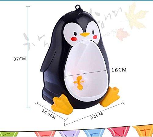 Coscelia Urinario Groove PP Pingüino de Niños /Bebé de Rana de Vertical-Ayudante de Mamá (#3)