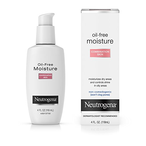 Neutrogena Oil-Free Moisture, Combination Skin, 4 Fl. Oz.