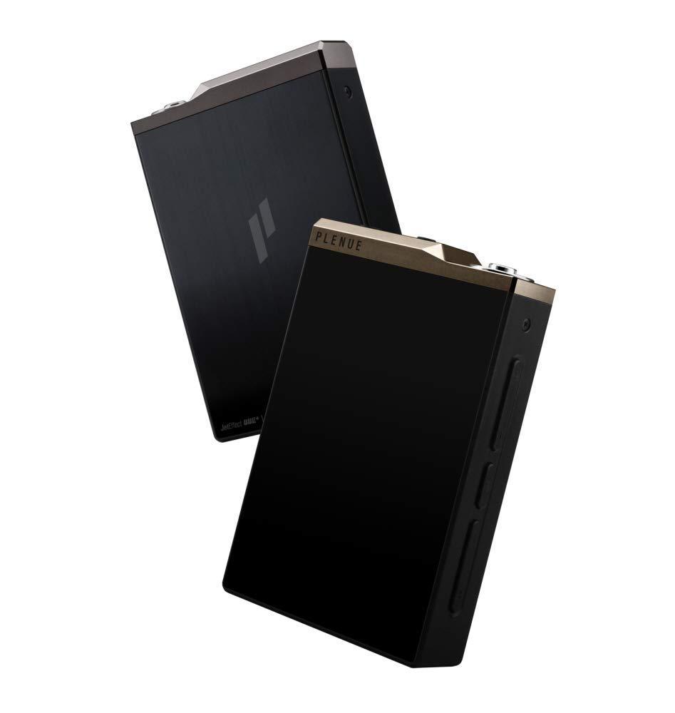 PLENUE D2 (64GB / Gold Black) High Resolution Audio Player/Dual DAC, Native DSD