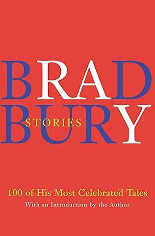 book cover of Bradbury Stories
