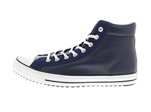 Converse Unisex CT AS Boot PC HI Schwarz Leder/Wildleder Sneaker Midnight Navy
