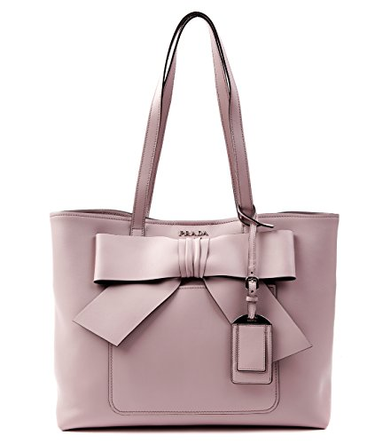 Wiberlux-Prada-Womens-Logo-Detail-Ribbon-Accent-Shoulder-Bag-With-Removable-Pouch