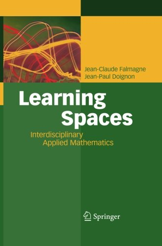 Learning Spaces: Interdisciplinary Applied Mathematics