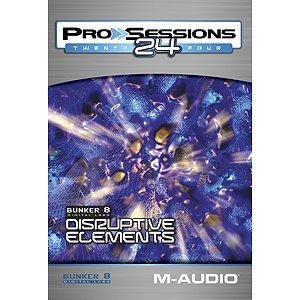 Prosessions Loops (M-Audio ProSessions Producer - Heavy Guitars (Mac & Windows))