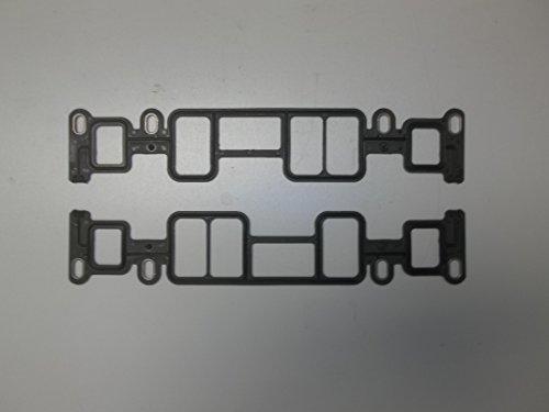 Intake manifold gaskets for Mercruiser or Volvo Penta 4.3 engines 1997+ ()