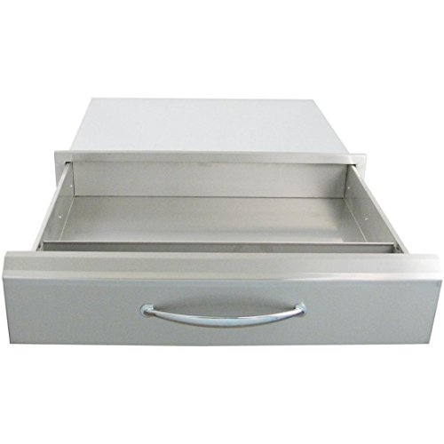 Sunstone Grills Premium 30 X 6.5 Inch Single Access Drawer by SUNSTONE