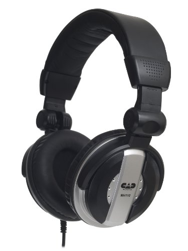 CAD Audio MH110 Studio Monitor Headphones by CAD Audio