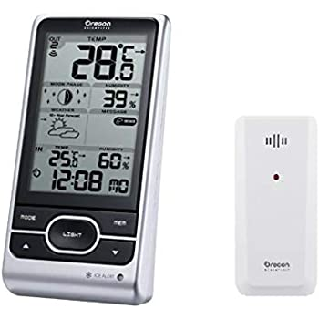 Amazon.com: AcuRite 02007 Digital Home Weather Station with ...