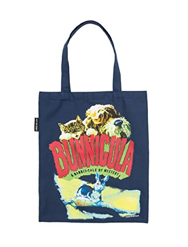 Out of Print Bunnicula Tote Bag, 15 X 17 Inches ()