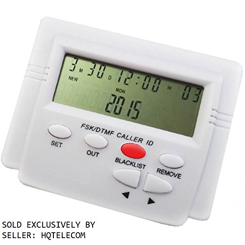 T Lock Incoming Pro Call Blocker With Lcd Display And Blacklist