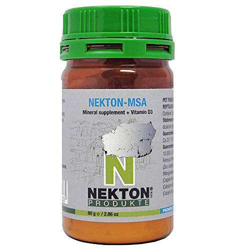 Nekton MSA High-Grade Mineral Supplement for Pets 80gm